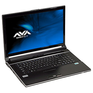 Clevo W880CU Core�i7 Gaming Notebook, 17.3