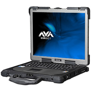 Getac M230 Core�2 Duo Fully Rugged Notebook, 14.1/15