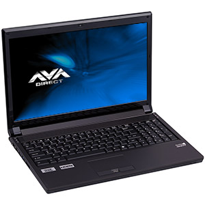 Quick Ship Clevo P150EM Gaming Notebook, 15.6