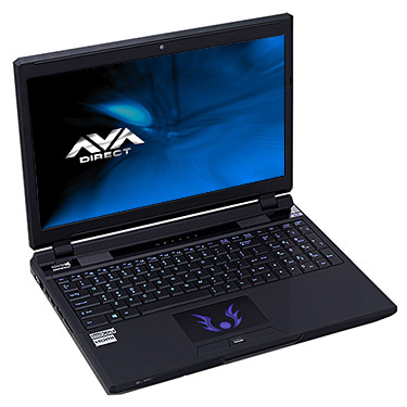 Clevo P157SM-A Core� i7 Gaming Notebook, 15.6