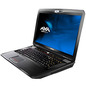 MSI GT70 0NC-012US Core� i7 Gaming Notebook, 17.3