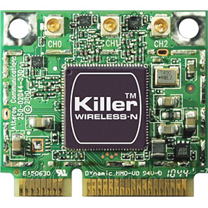 Killer Wireless N 1103 Drivers