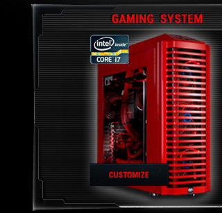Powered by ASUS gaming system