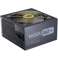MODU82+ II EMD625AWT II 625W Power Supply w/ Modular Cables, 80 PLUS� Bronze, 24-pin ATX12V V2.3 EPS12V, 4x 8/6-pin PCIe, CrossFireX�, SLI� Certified, Retail