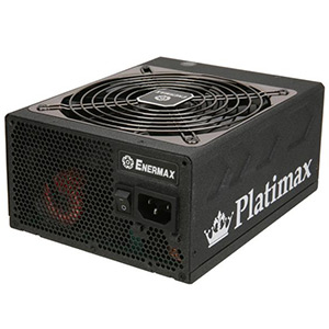 Platimax EPM1200EWT 1200W Power Supply w/ Modular Cables, 80 PLUS� Platinum, 24-pin ATX12V 2x EPS12V, 8x 8/6-pin PCIe, Retail