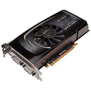 GeForce� GTX 460 FTW 850MHz, 1GB GDDR5 4000MHz, PCIe x16 SLI, DVI /2, mini-HDMI, Retail