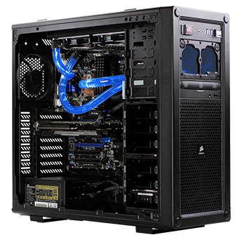 Liquid Cooled Desktops