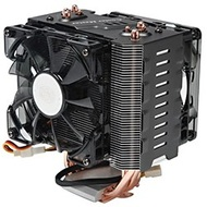Hyper N520 CPU Cooler, Socket 1155/1156/1366/775/AM3/AM2/754/939/940, 141mm Height, Copper/Aluminum