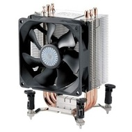 Hyper TX3 CPU Cooler, Socket 1150/1155/1156/775/AM3/AM2/754/939/940, 139mm Height, Copper/Aluminum, Retail