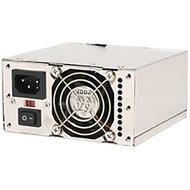 APOLLO 400W Power Supply, SFX12V, 2x 6-pin PCIe, Retail