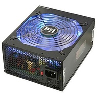 Lazer LZ-1000 1000W Power Supply w/ Modular Cables, 80 PLUS® Bronze, 24-pin ATX12V V2.2 2x EPS12V V2.91, 6x +12V Rails, 3x 6-pin PCIe, 3x 8/6-pin PCIe, Retail