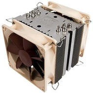 NH-U9B SE2 CPU Cooling Fan, Socket 1155/1156/1366/775/FM1/AM3/AM2, 2x 92mm Fans, 125mm Height, Copper/Aluminum, Retail