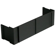 "7.25"" Black Face Plate for Thermaltake SwordM Computer Case, Steel"