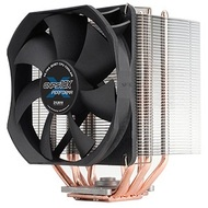 CNPS10X Performa CPU Cooler, Socket 1155/1156/1366/775/AM3/AM2/940/939/754, 152mm Height, Copper/Aluminum, Retail