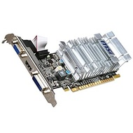 N8400GS-MD1GD3H/LP, GeForce® 8400 GS (Fanless) 520MHz, 1GB DDR3 1000MHz, PCIe x16, DVI+HDMI+VGA, Full-height/Low-profile, Retail