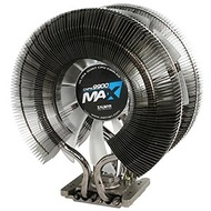 CNPS9900MAX MAX CPU Cooler, Socket 1155/1156/1366/775/AM3/AM2, 152mm Height, Copper/Nickel Plated,  Blue LED, Retail