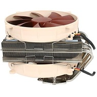 NH-C14 CPU Cooling Fan, Socket 1155/1156/1366/775/AM3/AM2, 130mm Height, Copper/Aluminum, Retail
