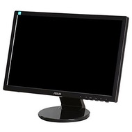"VE198T Black LCD Monitor, 19"" WXGA+ LED, 1440x900, 0.2835mm, 250cd/m², 5ms, VGA/DVI, VESA"