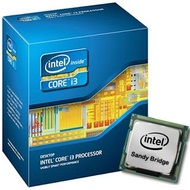 Core™ i3-2105 Dual-Core 3.1GHz, HD Graphics 3000, LGA1155, 3MB L3 Cache, DDR3-1333, 32nm, 65W, EM64T EIST HT VT-x XD, Retail