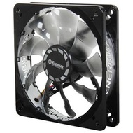 UCTB12P T.B.Silence 120mm Case Fan, 500-1500 RPM, 45.04-71.25 CFM, 8 dBA