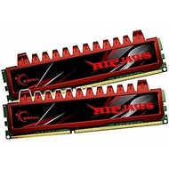 8GB (2 x 4GB) Ripjaws PC3-12800 DDR3 1600MHz CL9 (9-9-9-24) 1.5V SDRAM DIMM, Non-ECC