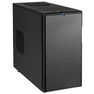 Define Mini Black Silent Mini-Tower Case, mATX, No PSU, Plastic/Steel