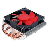 HPL-815EP CPU Cooling Fan, Socket 1150/1155/1156/1366/775/AM3/AM2, 45mm Height Low-Profile, Aluminum/Copper