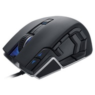 Vengeance® M90 Performance MMO and RTS Laser Gaming Wired Mouse, 5700dpi, 15 Buttons, USB, Retail