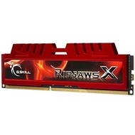 8GB Ripjaws X PC3-12800 DDR3 1600MHz CL10 (10-10-10-30) 1.5V SDRAM DIMM, Non-ECC