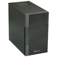 Precision PS07B Black Mini-Tower Case, mATX, No PSU