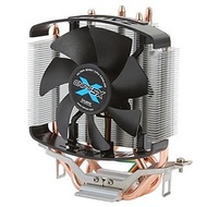CNPS5X Performa CPU Cooler, Socket 1155/1156/775/FM1/AM3/AM2/940/939/754, 134mm Height, Copper/Aluminum, Retail