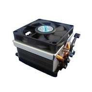 CJC689C CPU Cooler, Socket 754/939/940/AM2, 62mm Height, Copper/Aluminum