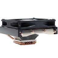 Falcon II CPU Cooler, Socket 1150/1155/1156/1366/775, 70mm Height, Copper/Aluminum