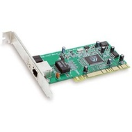 DGE-530T 10/100/1000 Network Card, PCI 2.2, Full-height/Low-profile, Retail