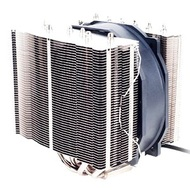 Heligon HE01 CPU Cooler, Socket 2011/1155/1156/1366/775/FM1/AM3/AM2, 160mm Height, Nicker-Plated Copper/Aluminum