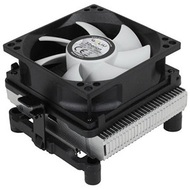 Siberian CPU Cooler, Socket 1155/1156/775/FM1/AM3/AM2, TDP 82W, 66mm Height, Aluminum