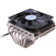 Nitrogon Heligon NT06-PRO CPU Cooler, Socket 2011/1150/1155/1156/1366/775/FM2/FM1/AM3/AM2, TDP 95W*, 82mm Height, Copper/Aluminum