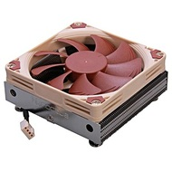 NH-L9i CPU Cooling Fan, Socket 1150/1155/1156, 92mm PWM Fan, 37mm Height, Copper/Aluminum, Retail