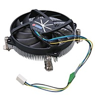 DC-155A915Z/RPW CPU Cooling Fan, Socket 1155/1156, 92mm PWM Fan, 30mm Height, Aluminum, Retail