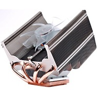FLC-3000 CPU Cooling Fan, Socket 1366/775/754/939/AM2, 119mm Height, Copper/Aluminum, Retail