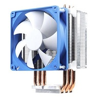 Argon AR02 CPU Cooler w/ 92mm Fan, Socket 2011/1155/1156/1366/775/FM2/FM1/AM3/AM2, 134mm Height, Copper/Aluminum