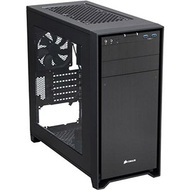 Obsidian 350D Black Mid-Tower Computer Case w/ Window, mATX, No PSU, Aluminum/Steel