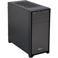 Obsidian 350D Black Mid-Tower Computer Case, mATX, No PSU, Aluminum/Steel