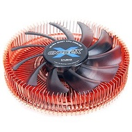 CNPS2X CPU Cooler, Socket 1150/1155/1156/775/FM1/AM3/AM2, 27mm Height, Copper/Aluminum, Retail