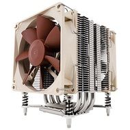 NH-U9DXi4 CPU Cooling Fan, Socket 2011/1356/1366, 125mm Height, Copper/Aluminum, Retail