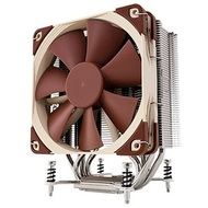 NH-U12DXi4 CPU Cooling Fan, Socket 2011/1356/1366, 158mm Height, Copper/Aluminum, Retail