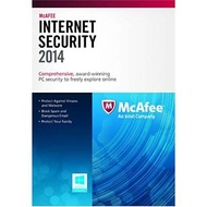 Internet Security 2014, 1 User / 1 Year, Retail