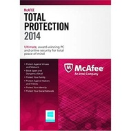 Total Protection 2014, 1 User / 1 Year, Retail