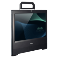 "Shuttle X50V3L, 15.6"" HD Touch Screen LCD, Integrated Intel® GMA 3650 Graphics All-In-One Computer System"