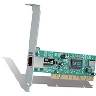 TE100-PCIWN 10/100Mbps N-way Fast Ethernet Card, PCI 2.2